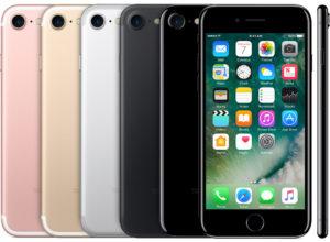 Service GSM iPhone 7